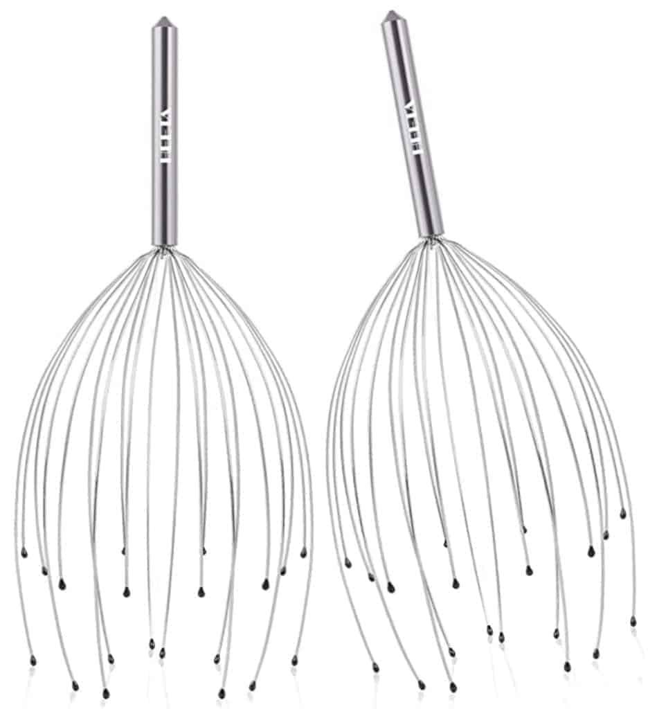 Head Scalp Massagers