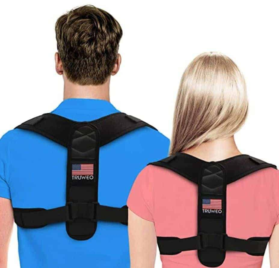 Posture corrector for clavicle support and pain relief
