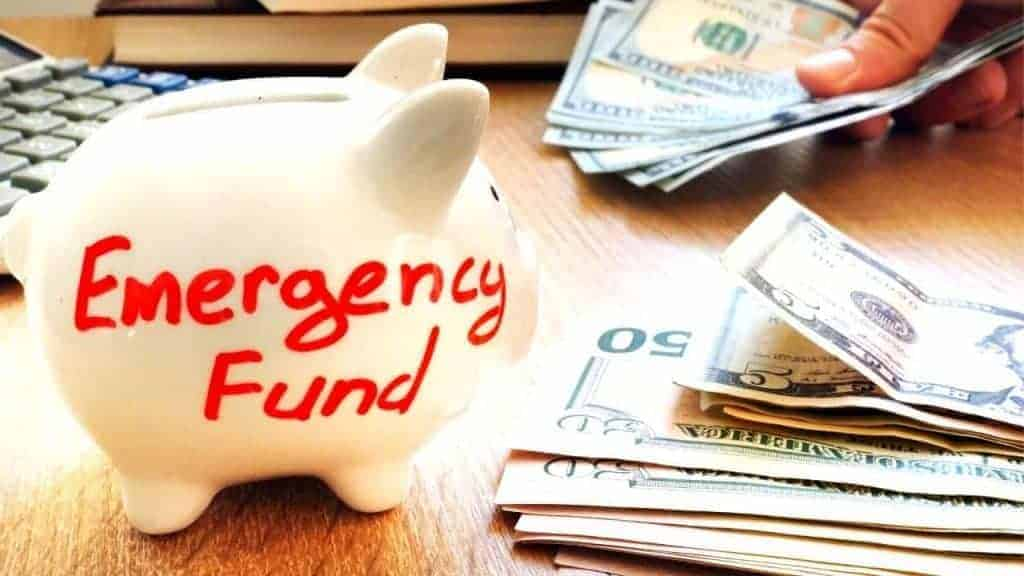 set up emergency fund