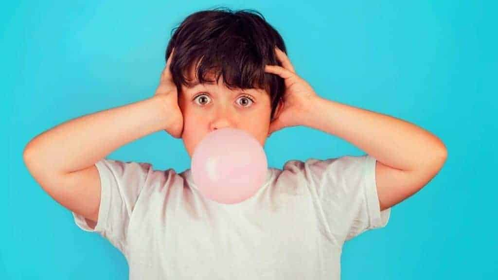 chewing gum can relieve stress instantly